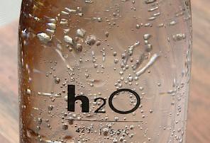 Agua potable y sellada