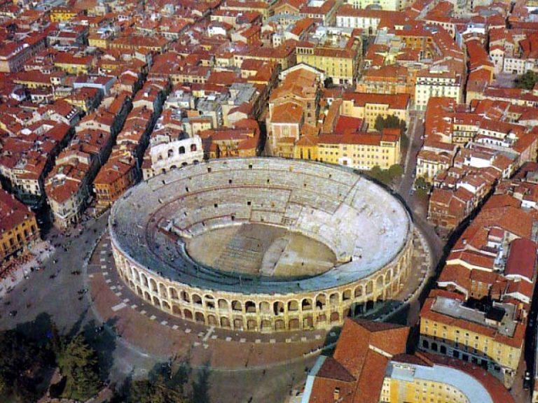 Verona- Arena de Verona