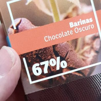Barinas chocolate oscuro Cakawa